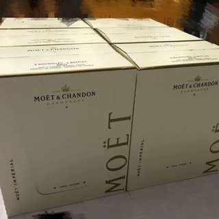 MOËT & CHANDON CHAMPAGNE 香檳