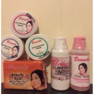 Beauche Beauty Products