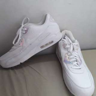 Authentic Nike Airmax Triple White