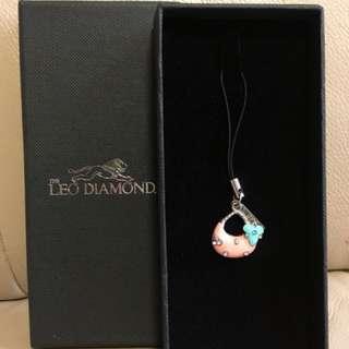 LEO Diamond 吊飾連盒