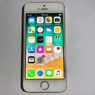 Preloved Complete Gold iPhone 5s 16gb Local Unit Free Shipping!!