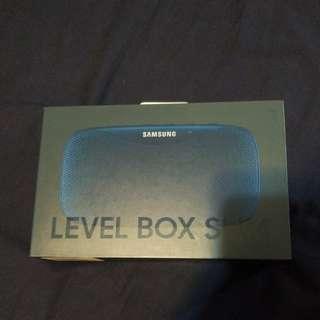Level Box Slim Bluetooth Speaker