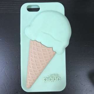 Ice-cream iPhone 6 case