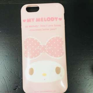 Melody iPhone 6 case