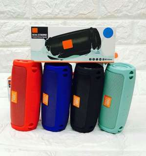 bluetooth speaker extreme mini