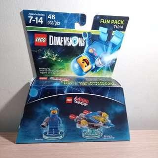 Lego Dimensions THE LEGO MOVIE