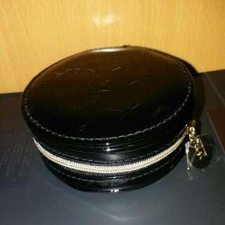YSL 星星化妝袋(黑色)