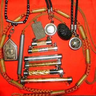 Thai Amulet ( One Set )