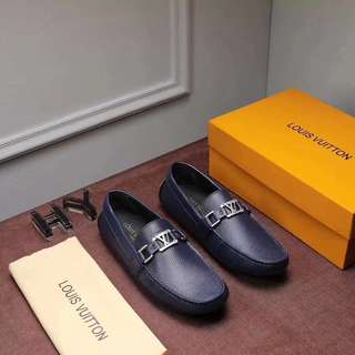 EAWEDGOS 2018 All Size Louis Vuitton LV Leather Formal Casual Shoe