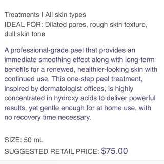 Neostrata Skin Renewal Peel