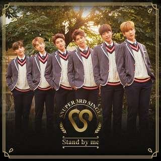 [PRE-ORDER]  SNUPER JAPAN 3rd SINGLE STAND BY ME