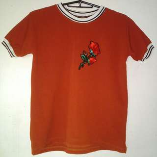 Ringer Tee w/ Patch