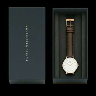 SALE!Dw petite white dial 32mm