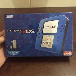 Japanese Nintendo 2DS