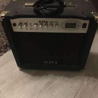 Eleca practice amp