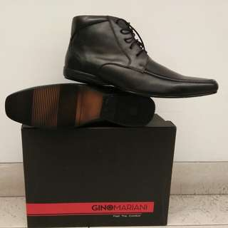 Gino Mariani Leather Boots
