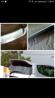 Honda Jazz Fit GD Kenstyle Spoiler JDM