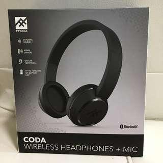 IFROGZ Coda Wireless Headphone