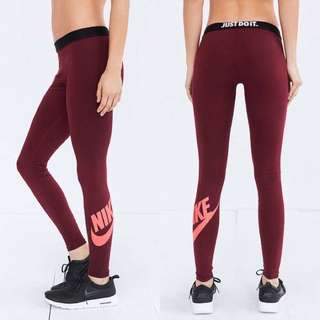Nike see a leg legging