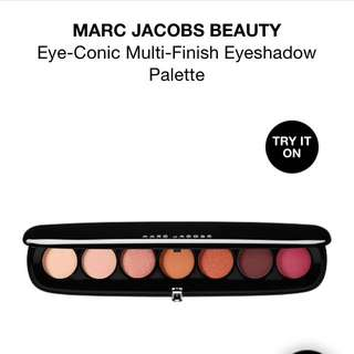 Brand New Marc Jacobs Eyeshadow Palette