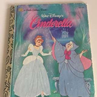 Cinderella - Little Golden Book