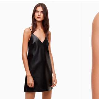 Aritzia mini dress (xxs or xs)