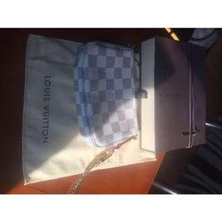 Brand New Louis Vuitton Mini Pouchette