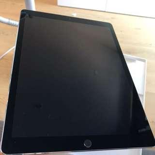 iPad Pro 12.9 inch wifi space grey 128gb