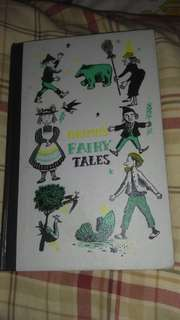 1954 Grimm's Fairy Tales Junior Deluxe Edition