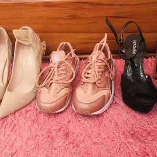 Shoes from $5