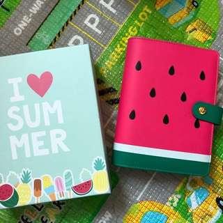 Love Doki Watermelon Planner Standard Size