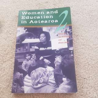 women and education in Aotearoa