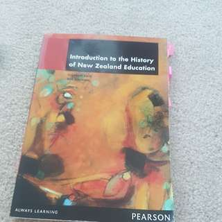 introduction to the history of new Zealand education