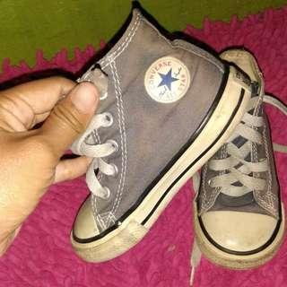 Converse Canvas Ct High Sepatu Anak Shoes