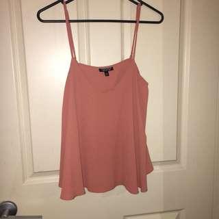 Topshop dress singlet