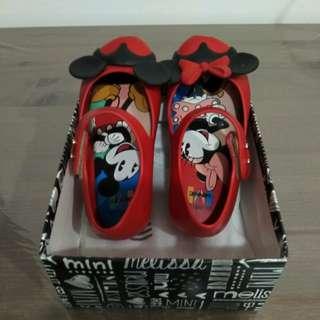 Mini Melissa Shoes (used)