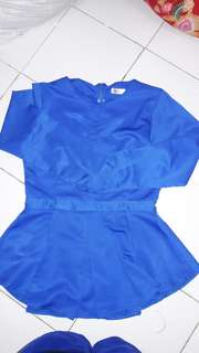 Blouse FVDN blue