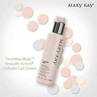 Buy 1 Free sample. MaryKay Timewise body smooth action cellulite gel cream