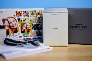 Instax Share Smartphone Printer SP-2 Silver