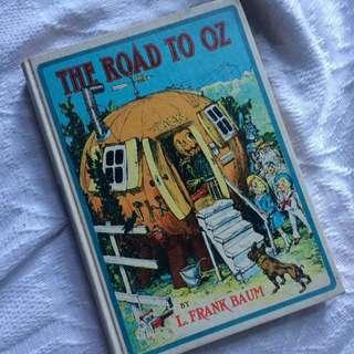 The Road to Oz by L. Frank Baum (Hardbound)