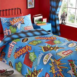 Boys Quilt Covers