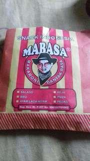 Mabasa( makaroni banyak rasa)45g