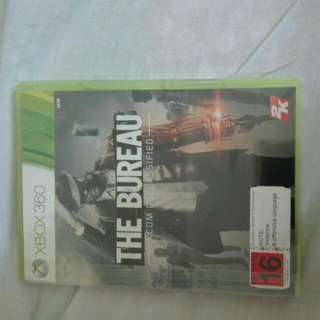 The Bureau Xcom Declassified On Xbox 360