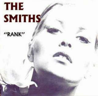 arthcd THE SMITHS Rank JAPAN Press CD + Obi Strip