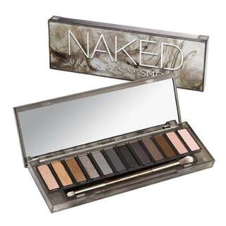 Urban Decay Naked Smoky Eyeshadow Palette - Authentic; completely brand new