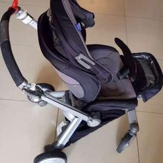 Graco i-move baby Stroller