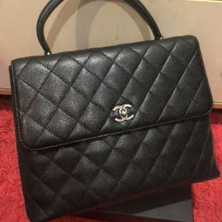 Vintage Chanel Kelly Top