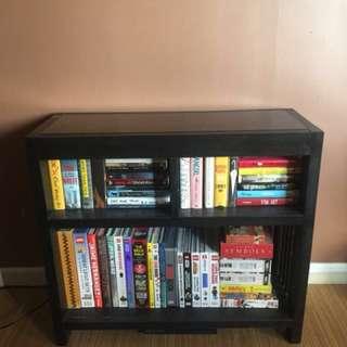 Bookshelf and TV Stand