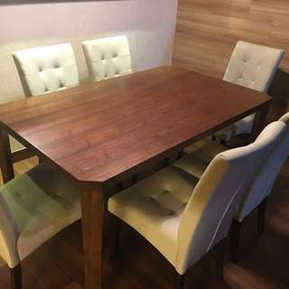 Dining chair - 6 pieces
