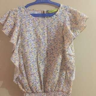 Preloved girl's blouse